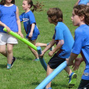 Summer Camp Belfast Noodle Tag